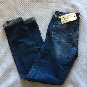 🌵Lucky Brand Straight Jeans Sz 6/28 Long